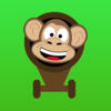 Preschool Cannonball Monkeys App Icon