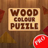 Wood Colour Puzzle PRO