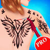 Tattoo Design Artist PRO App Icon