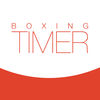 Boxing round timer - for MMA fitness and workouts App Icon