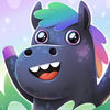 Rainbow Horse Stickers App Icon
