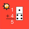 Domino Addition Tutor App Icon