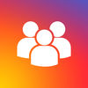 Unfollowers and Followers Tracker for Instagram App Icon