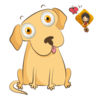 My Dog Stickers App Icon