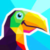 Poly Artbook - puzzle game App Icon