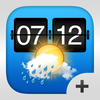 Weather plus App Icon