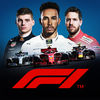 F1 Mobile Racing App Icon