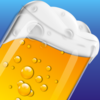 iBeer 5 Beers and Coffee Milk Champagne Chocolate Water Cola Celebrity Voices etc available App Icon