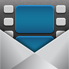 Video Email  plus Photos  Videos and Multiple Photo Sharing through Email App Icon