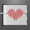Cardiograph - Heart Rate Meter App Icon