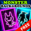 Monster Backgrounds - Awesome Customizable Wallpapers FREE