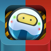 RopeBot - new adventure of tiny funny robot by Tapps - Top Apps and Games