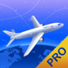 Flight Update Pro - Live Flight Status Alerts  plus Trip Sync App Icon