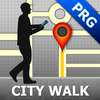 Prague Walking Tours and Map
