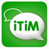 iTim Text MMS Messenger App Icon