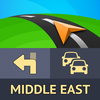 Sygic Gulf Region GPS Navigation App Icon
