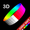 3D Photo Ring - Picture Browser/Manager/Viewer/Gallery organize manage search and sort photos by color or time and present pictures with cool slideshow  plus quickly navigate between albums and inspect EXIF metadata of images App Icon