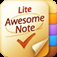 Awesome Note Lite  plusTo-do/Diary