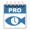 Fishing Times Pro App Icon