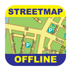 Munich Offline Street Map App Icon