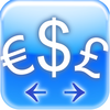Currency Converter HD - Money Exchange Rates App Icon