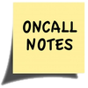 On Call Notes Doctors Patient Tracker