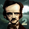 iPoe 2 - The Raven The Black Cat and Other Edgar Allan Poe Interactive Stories App Icon