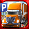 3D Monster Trucker Parking Simulator Game - Real Car Driving Test Run Sim Racing Games
