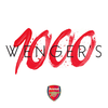 Arsenal - Wengers 1000 Games