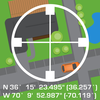 GPS and Map Toolbox App Icon