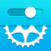 Bike Gear Calculator - Bike Gears Cycling Gear Calculator Bicycle Gear Calculator App Icon