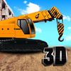 Crane Driving Simulator 3D App Icon