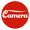 Red Dot Camera - Manual Rangefinder Style Camera for iPhone App Icon
