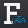 Tattoo Fonts - design your text tattoo App Icon