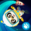 Dr Panda in Space App Icon