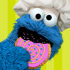 Sesame Street Alphabet Kitchen App Icon