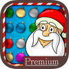 Christmas seasons and Santa crush - funny bubble game with xmas balls - Premium App Icon