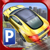 Roof Jumping Parking Sim 2 a Real Car Racing Stunt Driving Game