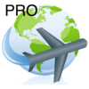 TravelTracker Pro - Live Flight Status Push Alerts  plus Trip Sync