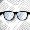 Pocket Glasses PRO - text magnifier and sight correction app App Icon