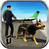Airport Police Dog Duty Sim App Icon