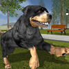 Rottweiler Dog Life Simulator App Icon