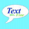 Text-for-Free  for  iPod Touch and iPhone iPad App Icon