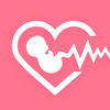 Baby Beats - Home Doppler app Listen to your Babys Heartbeat App Icon