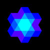 Kaleidoscope Art pro for iPhone - geometric design and physical simulation