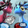 Frozen Dragon Gems Unlocked App Icon