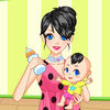 Baby Mom Dressup Beauty Girl Games