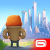 City Mania Town Building Game App Icon