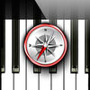 Piano Chords Compass - learn the chord notes and play them