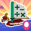 Smart Boats Fun maths game for kids App Icon